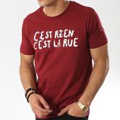 /achat-t-shirts/cest-rien-cest-la-rue-tee-shirt-21-bordeaux-175907.html