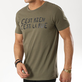/achat-t-shirts/cest-rien-cest-la-rue-tee-shirt-21-vert-kaki-175909.html