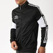 /achat-vestes/umbro-veste-zippee-avec-bandes-street-716780-60-noir-blanc-176032.html