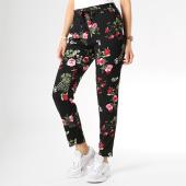 /achat-pantalons-carreaux/vero-moda-pantalon-femme-simply-easy-noir-floral-175979.html