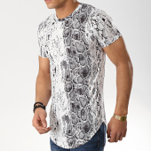 /achat-t-shirts-longs-oversize/john-h-tee-shirt-oversize-a032-blanc-serpent-176079.html