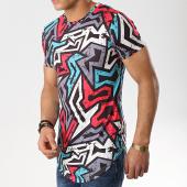 /achat-t-shirts-longs-oversize/john-h-tee-shirt-oversize-a023-multi-176088.html