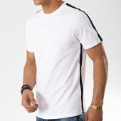 /achat-t-shirts/selected-tee-shirt-a-bandes-rib-blanc-176208.html
