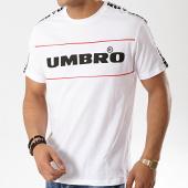 /achat-t-shirts/umbro-tee-shirt-avec-bandes-street-716590-60-blanc-176038.html