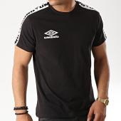/achat-t-shirts/umbro-tee-shirt-avec-bandes-street-716640-60-noir-blanc-176050.html