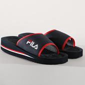 /achat-claquettes-sandales/fila-claquettes-tomaia-slipper-1010289-bleu-marine-176401.html