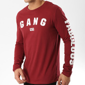 /achat-t-shirts-manches-longues/ghetto-fabulous-gang-tee-shirt-manches-longues-gang-bordeaux-176251.html
