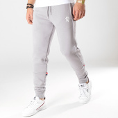 /achat-pantalons-joggings/gym-king-pantalon-jogging-lewis-retro-taped-gris-176254.html