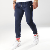 /achat-pantalons-joggings/gym-king-pantalon-jogging-rice-contrast-tipped-poly-bleu-marine-176276.html