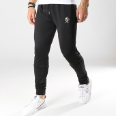 /achat-pantalons-joggings/gym-king-pantalon-jogging-capo-panel-poly-noir-176306.html