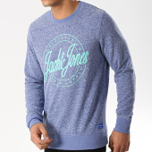 /achat-sweats-col-rond-crewneck/jack-and-jones-sweat-crewneck-hazy-bleu-clair-chine-176289.html