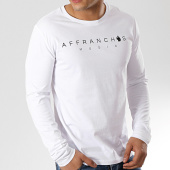 /achat-t-shirts-manches-longues/sofiane-tee-shirt-manches-longues-affranchis-music-blanc-176313.html