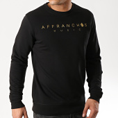 /achat-sweats-col-rond-crewneck/sofiane-sweat-affranchis-music-noir-or-176323.html