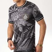 /achat-t-shirts/uniplay-tee-shirt-uy374-noir-blanc-floral-176416.html