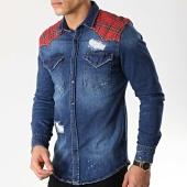 /achat-chemises-manches-longues/uniplay-chemise-manches-longues-027-bleu-denim-176429.html