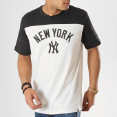 /achat-t-shirts/47-brand-tee-shirt-new-york-yankees-beige-gris-anthracite-176520.html