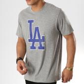 /achat-t-shirts/47-brand-tee-shirt-los-angeles-dodgers-gris-chine-bleu-roi-176524.html