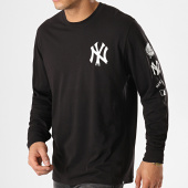 /achat-t-shirts-manches-longues/47-brand-tee-shirt-manches-longues-new-york-yankees-noir-blanc-176536.html