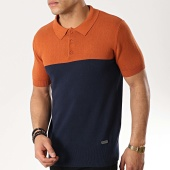/achat-polos-manches-courtes/brave-soul-polo-manches-courtes-discover-corail-bleu-marine-176682.html