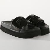 /achat-claquettes-sandales/fila-claquettes-femme-morro-bay-zeppa-1010638-12v-noir-176450.html