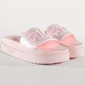 /achat-claquettes-sandales/fila-claquettes-femme-morro-bay-zeppa-1010638-71d-rose-176459.html