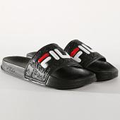 /achat-claquettes-sandales/fila-claquettes-femme-boardwalk-slipper-1010640-25y-noir-176486.html