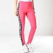 /achat-leggings/fila-legging-femme-avec-bandes-holly-682122-rose-176737.html