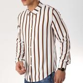/achat-chemises-manches-longues/frilivin-chemise-manches-longues-682810-blanc-camel-176456.html