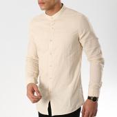 /achat-chemises-manches-longues/mtx-chemise-manches-longues-col-mao-cm323-beige-176568.html