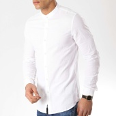 /achat-chemises-manches-longues/mtx-chemise-manches-longues-col-mao-cm323-blanc-176570.html