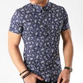 /achat-chemises-manches-courtes/mtx-chemise-manches-courtes-2085-bleu-marine-floral-176591.html