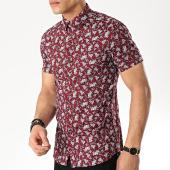 /achat-chemises-manches-courtes/mtx-chemise-manches-courtes-2085--bordeaux-floral-176595.html
