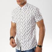 /achat-chemises-manches-courtes/mtx-chemise-manches-courtes-dx2112-blanc-floral-176605.html