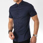 /achat-chemises-manches-courtes/mtx-chemise-manches-courtes-dx2112-bleu-marine-floral-176607.html