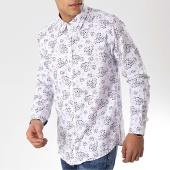 /achat-chemises-manches-longues/mtx-chemise-manches-longues-trm110-blanc-floral-176621.html