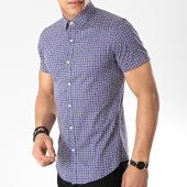 /achat-chemises-manches-courtes/mtx-chemise-manches-courtes-3107-bleu-marine-176684.html