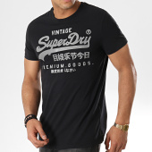/achat-t-shirts/superdry-tee-shirt-vintage-logo-authentic-noir-176463.html