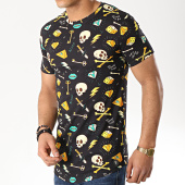 /achat-t-shirts-longs-oversize/uniplay-tee-shirt-oversize-kxt-8-noir-176497.html