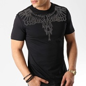 /achat-t-shirts/uniplay-tee-shirt-a-strass-uy358-noir-argente-176498.html