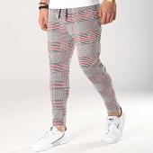 /achat-pantalons-carreaux/uniplay-pantalon-a-carreaux-upp38-beige-noir-rouge-176517.html