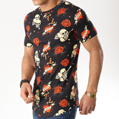/achat-t-shirts-longs-oversize/uniplay-tee-shirt-oversize-kxt-98-noir-176551.html