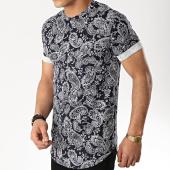 /achat-t-shirts-longs-oversize/uniplay-tee-shirt-oversize-uy355-bleu-marine-bandana-176553.html