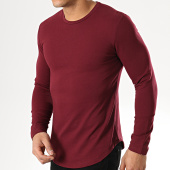 /achat-t-shirts-manches-longues/aarhon-tee-shirt-manches-longues-oversize-19-024-bordeaux-176940.html