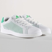/achat-baskets-basses/american-people-baskets-space-90-139-green-white-176776.html