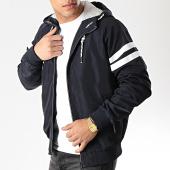 /achat-vestes/blend-veste-zippee-capuche-20707951-bleu-marine-176837.html