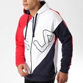 /achat-sweats-zippes-capuche/fila-sweat-zippe-capuche-lazaro-684495-bleu-marine-blanc-rouge-176749.html