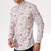 /achat-chemises-manches-longues/mtx-chemise-manches-longues-z209s-rose-floral-176828.html