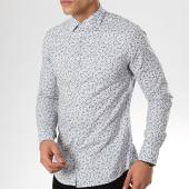/achat-chemises-manches-longues/mtx-chemise-manches-longues-s7187-blanc-floral-176833.html
