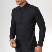 /achat-chemises-manches-longues/mtx-chemise-manches-longues-s7128-noir-176835.html