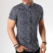 /achat-chemises-manches-courtes/mtx-chemise-manches-courtes-2069-bleu-marine-floral-176843.html